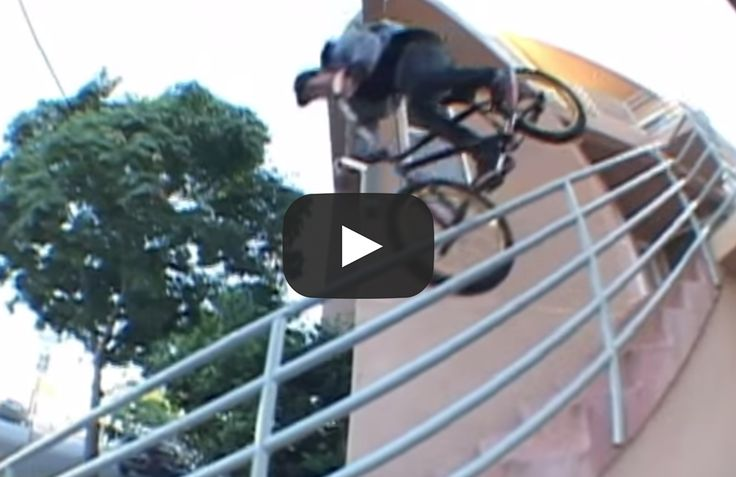 """Deadline recently uploaded the """"Friends"""" section from their full length BMX DVD Video which dropped in 2014. If you like watching BMX videos... This is a MUST WATCH."""