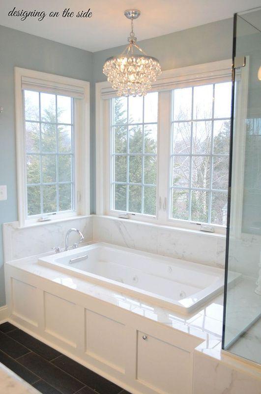 master bath reveal, bathroom ideas, home decor