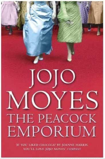 Book Review - The Peacock Emporium by Jojo Moyes