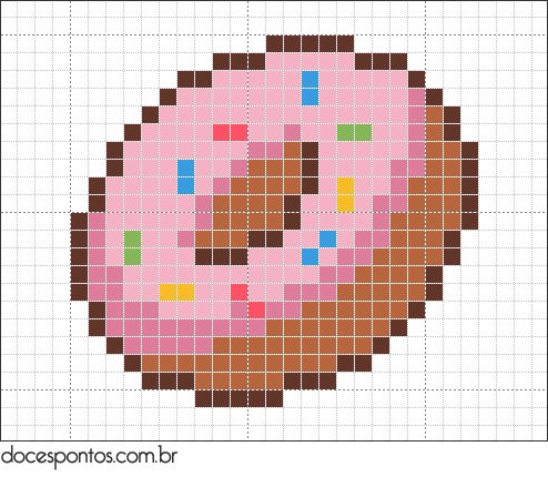 Donuts / hama beads