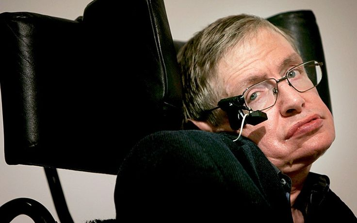 We don't let animals suffer says Prof Stephen Hawking as he backs assisted suicide - Telegraph