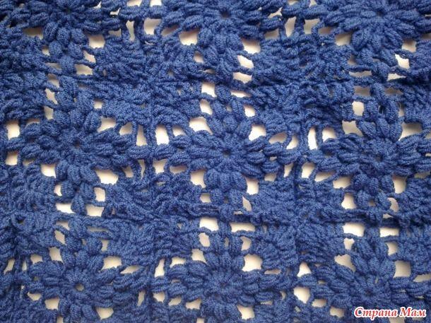 . Осенний сарафан  из Cotton Soft