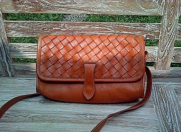 Leather Bag @ Inni Kulit Seminyak | Saddle bags, Leather