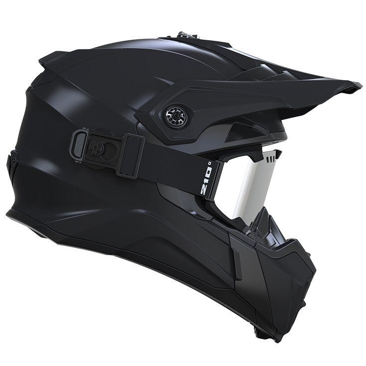 CKX - Off-road winter helmets - TITAN Right view - kimpexnews.com