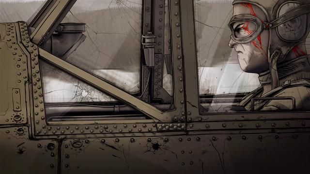 PATHS OF HATE long trailer by Platige Image. New short animation directed by Damian Nenow, produced by Platige Image.
