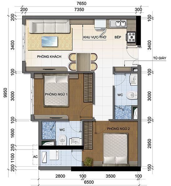 1015 best FLOOR PLANS images on Pinterest Kitchen ideas, Home - plan maison plain pied 80m2