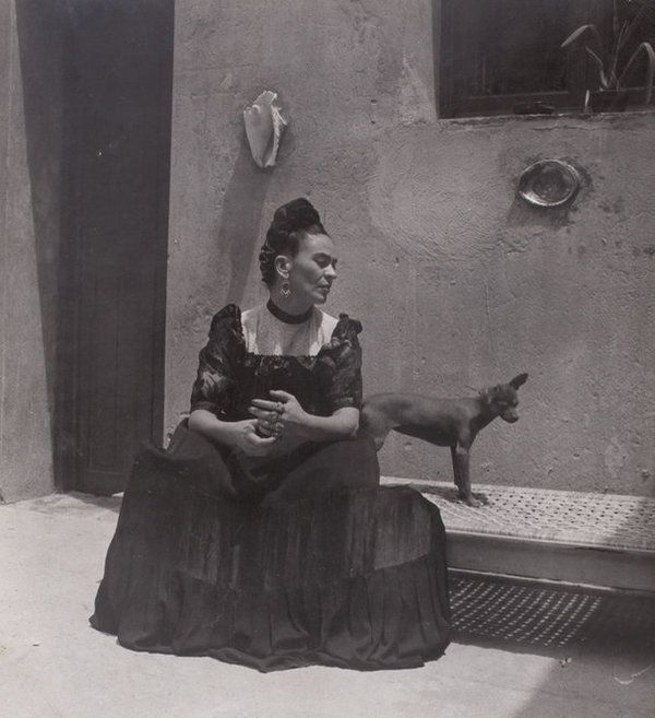 Frida Kahlo's Private Stash Of Pictures
