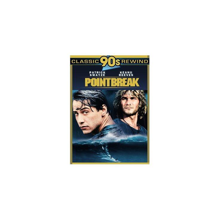Point Break (Dvd), Movies