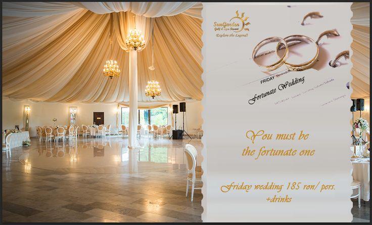 Friday Fortunate Wedding - Sun Garden Resort http://sungardenresort.ro/news-archive/130-friday-fortunate-wedding