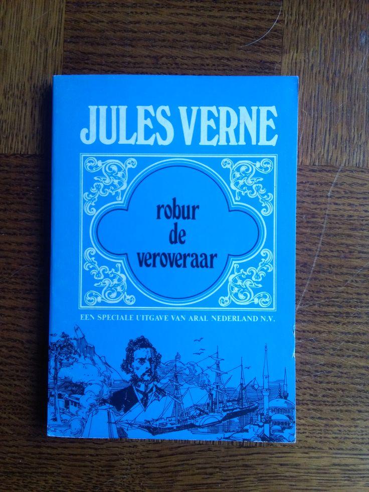 Robur de veroveraar - Jules Verne
