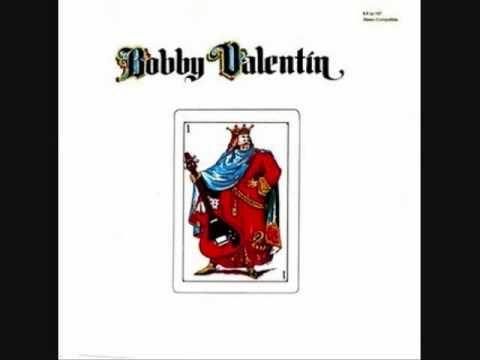 BOBBY VALENTIN - LIBRO DE AMOR