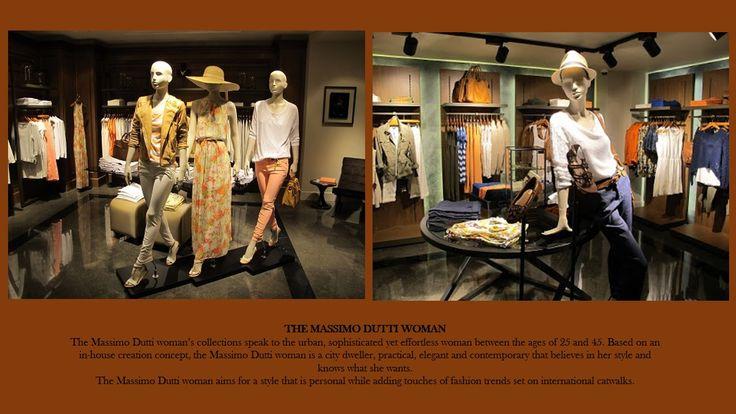 massimo dutti women's collection