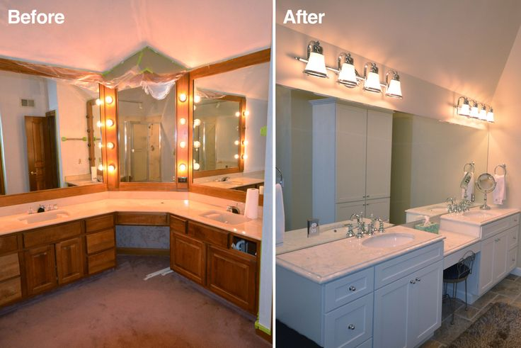 A Bathroom Remodel Job For A Customer In Columbus, Ohio