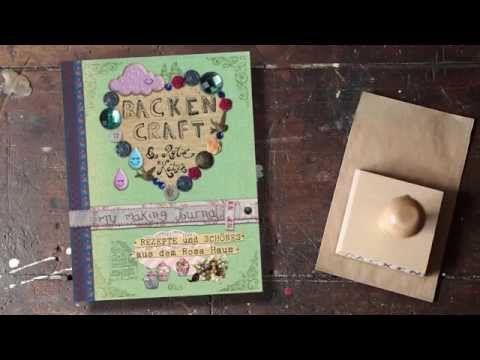 Die Entstehung von 'Backen mit Love - Rezepte aus dem rosa Haus' - YouTube