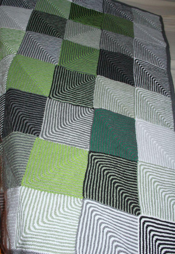 Knitt blanket