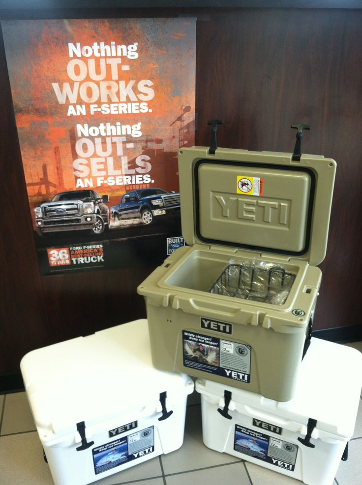 Free YETI Cooler from Estabrook Ford free yeti cooler from ...