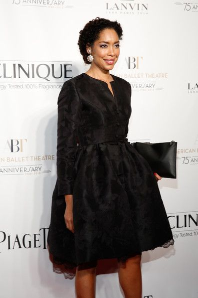 Gina Torres at the American Ballet Theatre Opening Night Gala