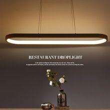 Nieuwe Creatieve moderne LED hanglampen Keuken acryl + metal suspension opknoping plafondlamp voor eetkamer lamparas colgantes(China (Mainland))