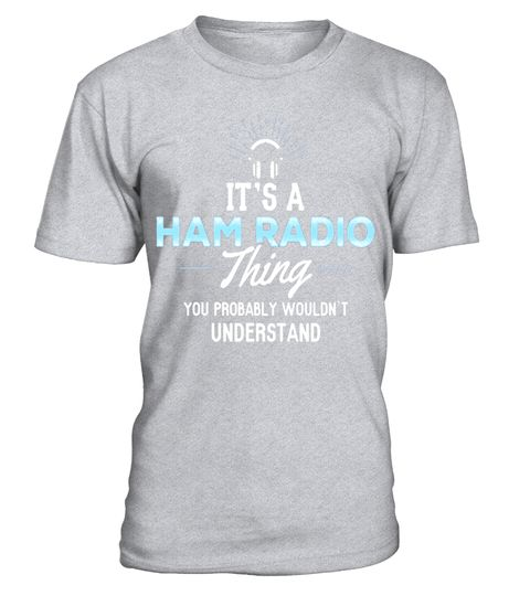 """# Ham Radio T-Shirt - It's a Ham Radio Thing! .  Special Offer, not available in shops      Comes in a variety of styles and colours      Buy yours now before it is too late!      Secured payment via Visa / Mastercard / Amex / PayPal      How to place an order            Choose the model from the drop-down menu      Click on """"Buy it now""""      Choose the size and the quantity      Add your delivery address and bank details      And that's it!      Tags: It's a Ham Radio Thing, You Wouldn't…"""