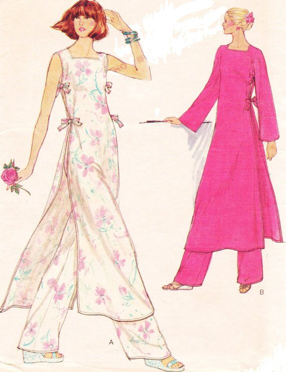 1970s Very Easy Vogue Sewing Pattern 9538 Womens by CloesCloset, $11.00