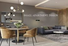 Simple Small Apartment Design Ideas || Great Ideas to Apply for Your Narrow Apartment