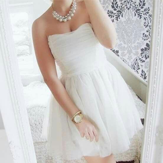 Piękna sukienka :o
