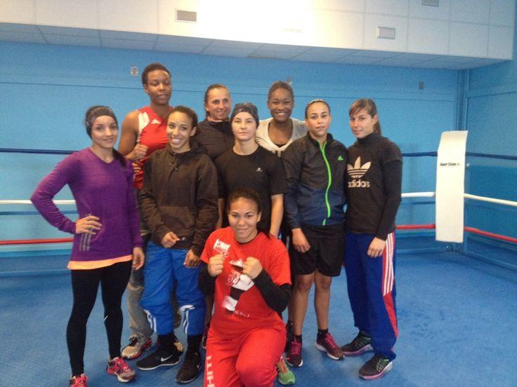 boxe - Le blog de Sarah Ourahmoune, Championne du monde de boxe