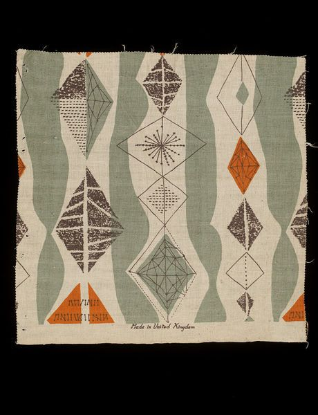 Allegro | Lucienne Day | V Search the Collections