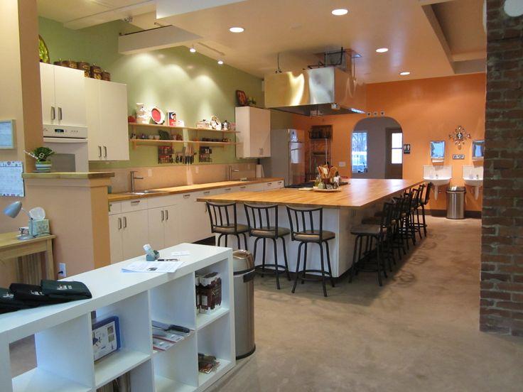 Cooking school new cooking school kitchen pinterest cooking schools and cooking school - Kitchen design courses ...