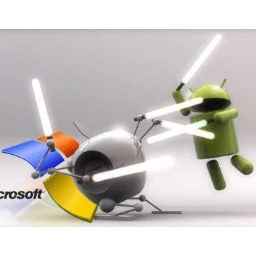 Fakta Di balik Sengitnya Persaingan Apple Dengan Microsoft (Dan Samsung)