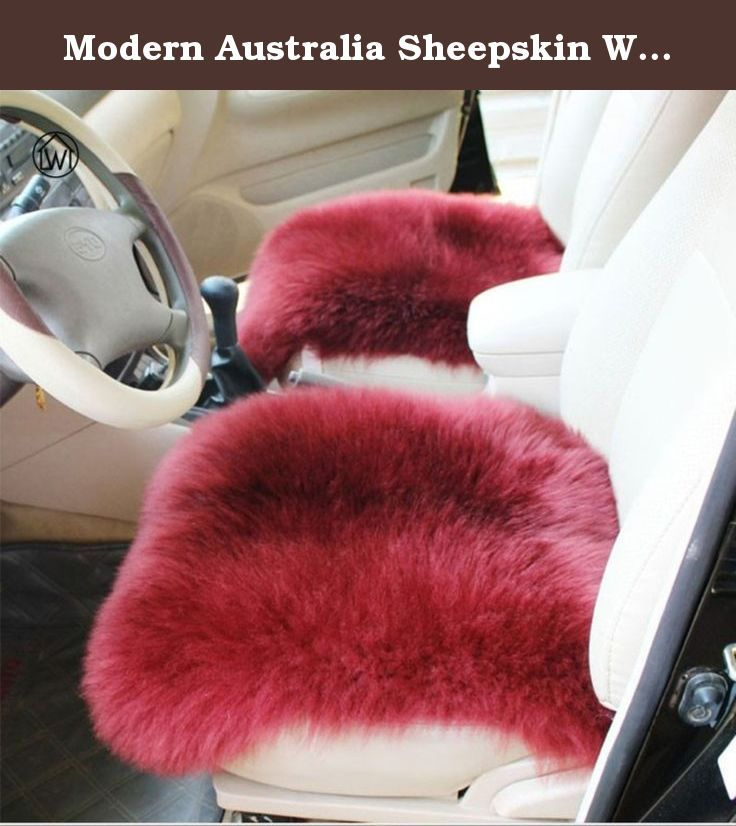 Modern Australia Sheepskin Wool Carpet Chair Cover Mats Living Room Bedroom The Whole European Wool Cushion Sofa Cushion Vehicle (Red). Rectangle rug living room Yoga Mat coffee table bedside bedroom door mats -Material: natural latex environmental protection -Thickness: about 5cm -Size:45*45cm Features: -Brand New and high quality. -Add style to any room with this IKEA faux sheepskin rug. -The sheepskin is soft, warm and cozy. -Ideal as a rug or draped across your favorite armchair…