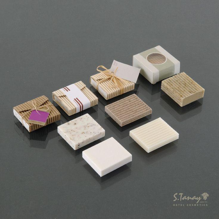 Sabun / Soap | Tanay Guest Amenities #hotel #guest #amenities #soap #shampoo #showergel #istanbul #otel #buklet