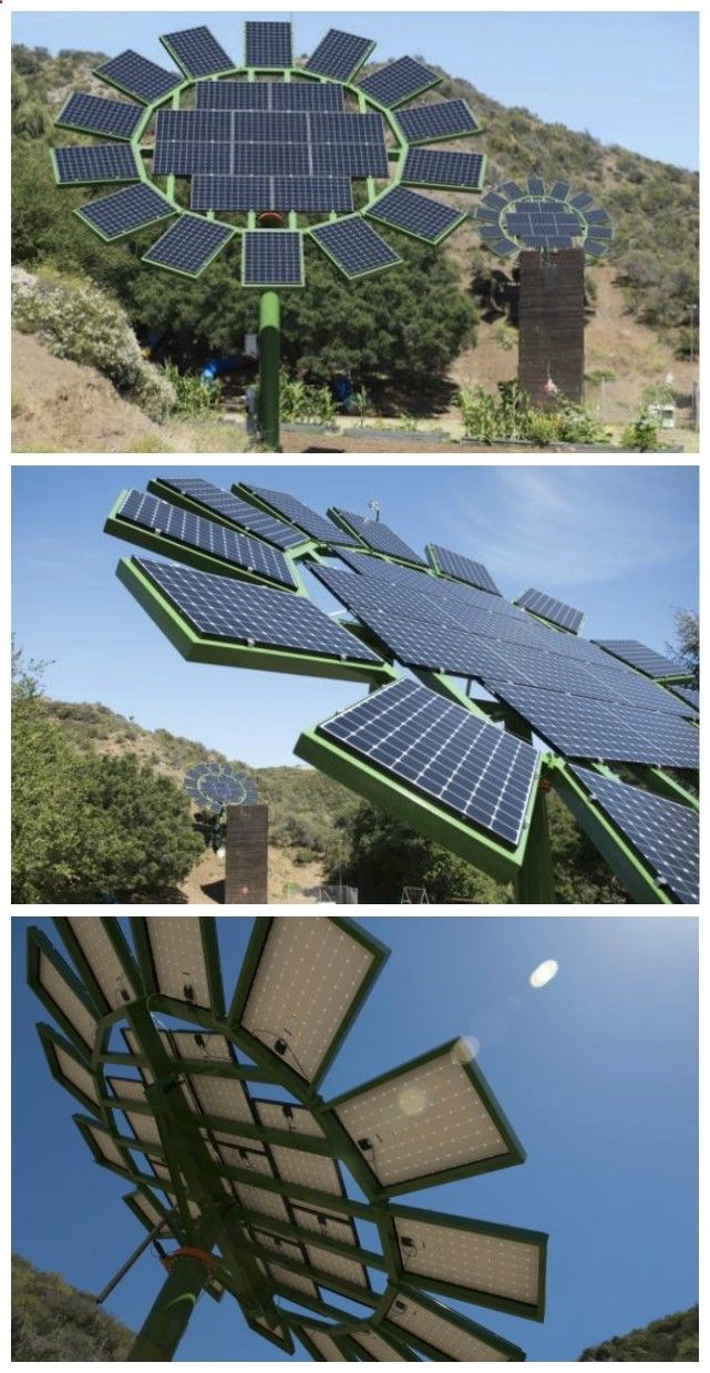 Solar Sun Flowers Project. #solar #aurinkopaneeli #aurinkoenergia for further info in Finland: www.cioy.fi