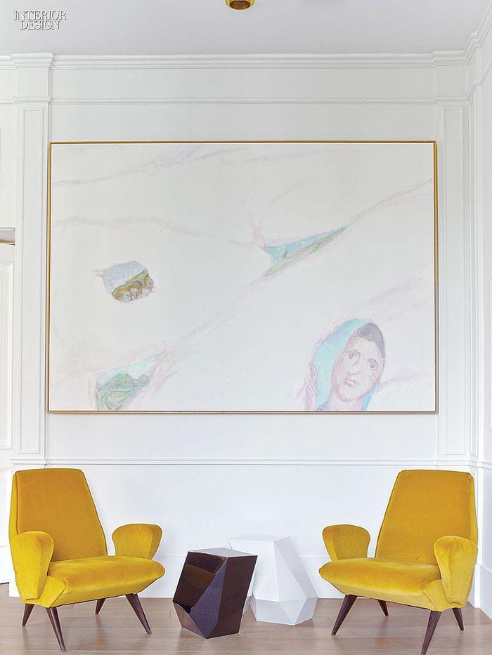 Achille Salvagni's Eclectic Rome Apartment