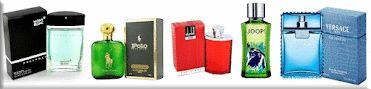 Produk dan harga parfum