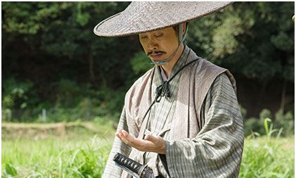 信繁の最期が信之の六文銭につながるとは (/ _ ; ) ---Miki   最終回 NHK大河ドラマ『真田丸』