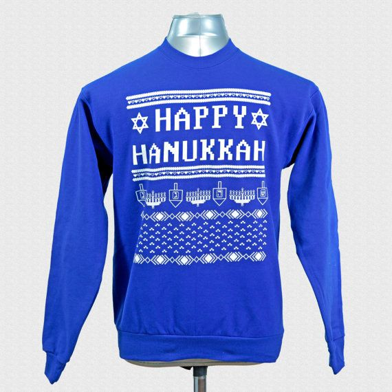 Best 25+ Ugly hanukkah sweater ideas on Pinterest | Tacky sweater ...