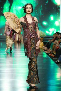 Anne_Avantie | Batik fashion, Jakarta fashion week ...