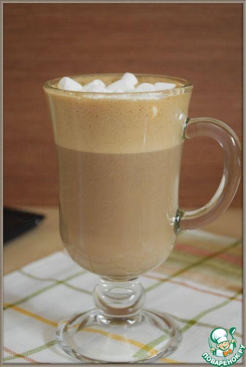 Пушистое какао - кулинарный рецепт
