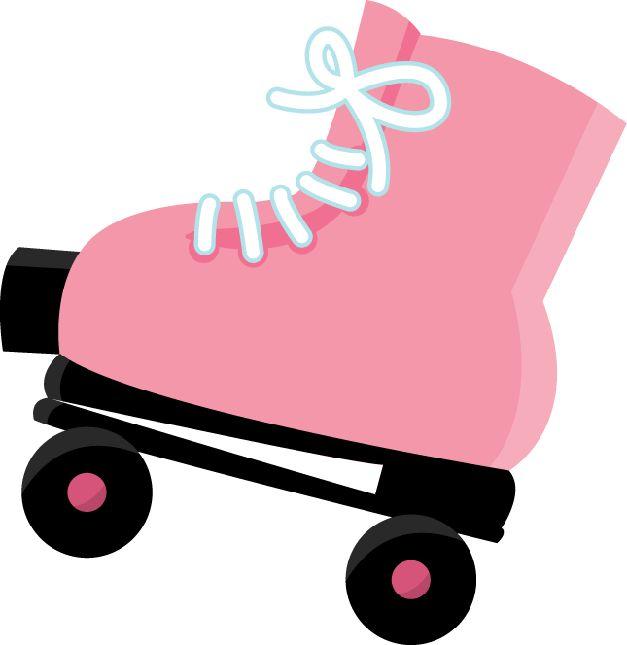 192 best skates illustrations images on pinterest roller skating rh pinterest com roller skate clip art websites roller skates clipart black and white