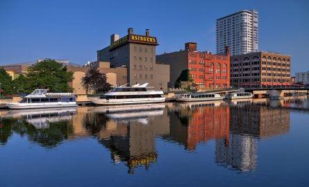 Милуоки (Висконсин) - Города США - Достопримечательности, информация, фото