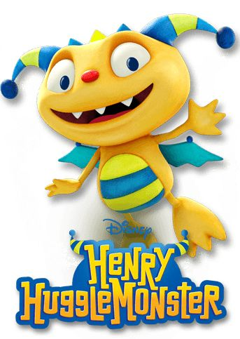 Henry Hugglemonster - Disney Junior