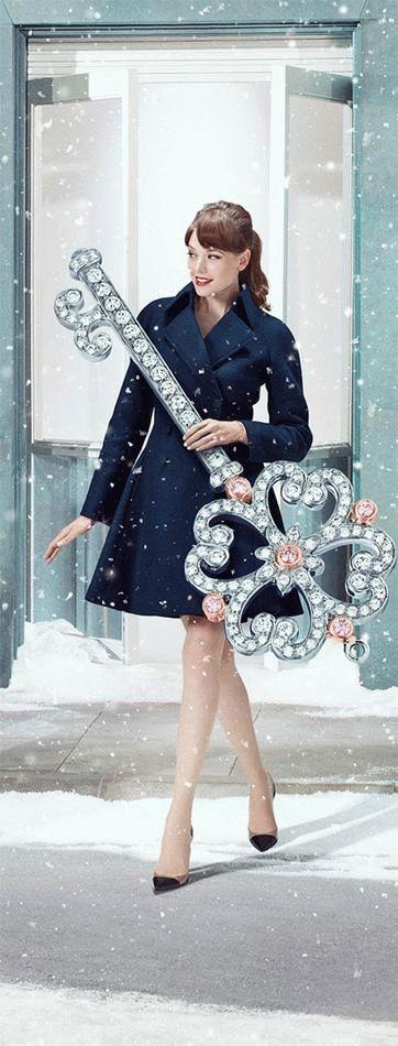 ~`•°Merry Christmas Darling *°•`~ Tiffany & Co. #LadyLuxuryDesigns