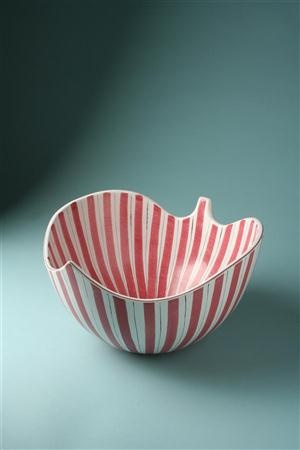 Bowl, designed by Stig Lindberg for Gustavsberg
