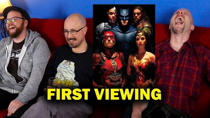 Justice league first viewing youtube with images