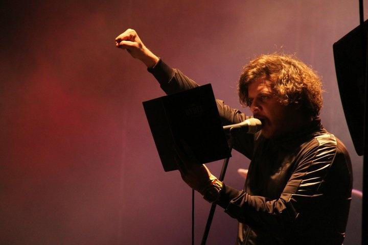 Jack Parow on stage @ Oppikoppi 2011