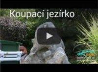 Ostopovice jezírko na videu
