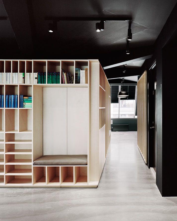 Bergen International Festival Office By Eriksen Skajaa Architects | http://www.yatzer.com/bergen-international-festival-office-eriksen-skajaa-norway photo © Rasmus Norlander.