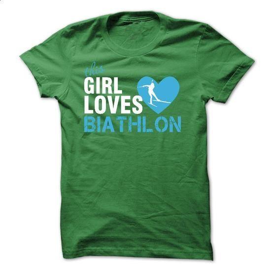 This girl loves Biathlon - #shirt #jean skirt. PURCHASE NOW => https://www.sunfrog.com/LifeStyle/This-girl-loves-Biathlon-8451292-Guys.html?id=60505