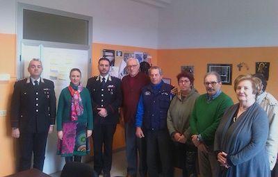Carabinieri e Comune di Rimini incontrano i Centri sociali anziani